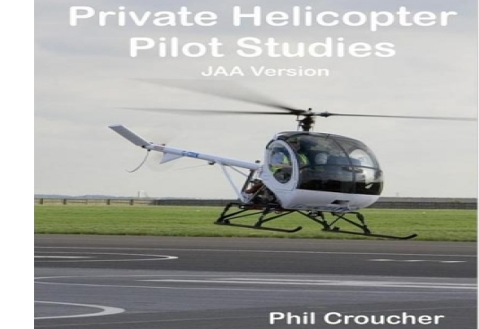 كتاب Private Helicopter Pilot Studies