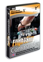 برنامه FlightSim Commander- برنامه Flight Sim Commander