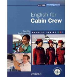کتاب English For Cabin Crew- کتاب English For Cabin Crew