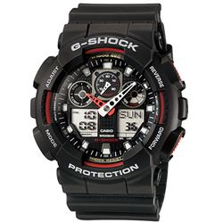 Casio G-Shock GA-100-1A4D- Casio G-Shock GA-100-1A4D