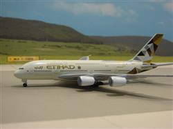 هواپیمای Airbus 380-800 Etihad Airways
